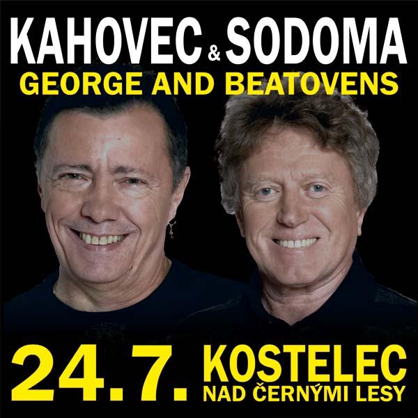 Karel Kahovec, Viktor Sodoma, George and Beatovens
