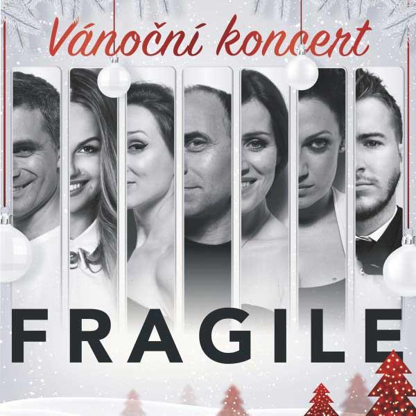FRAGILE (SK) - Vánoční koncert