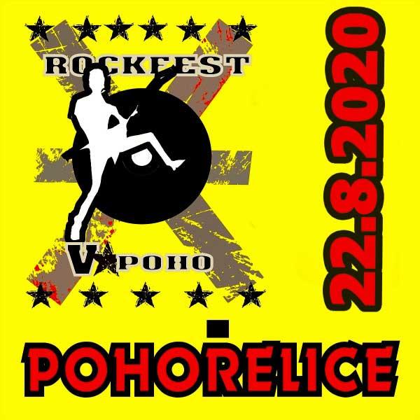 ROCKFEST POHOŘELICE 2020