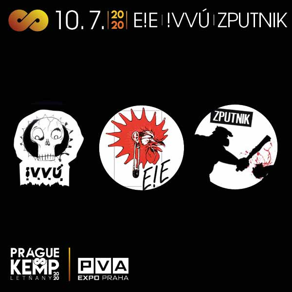 Punkový Pátek - E!E, !VVU,Zputnik
