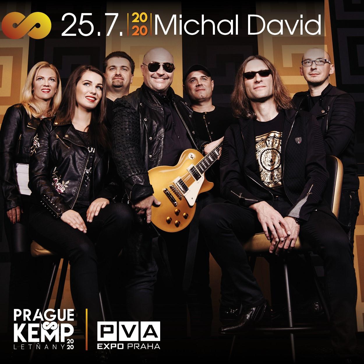 MICHAL DAVID