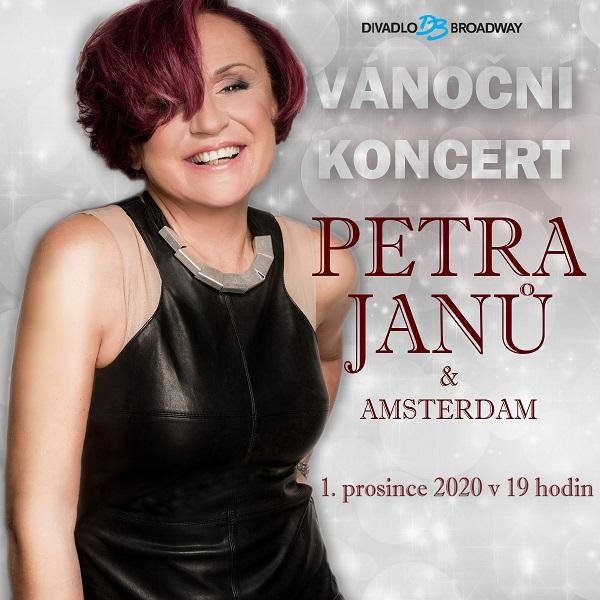 Vánoční koncert Petry Janů