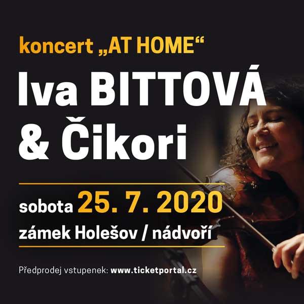 IVA BITTOVÁ + ČIKORI