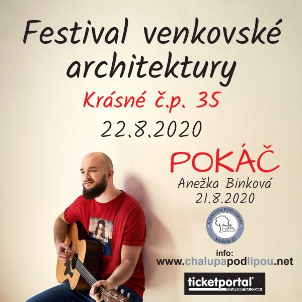 Koncert Pokáč, Anežka Binková
