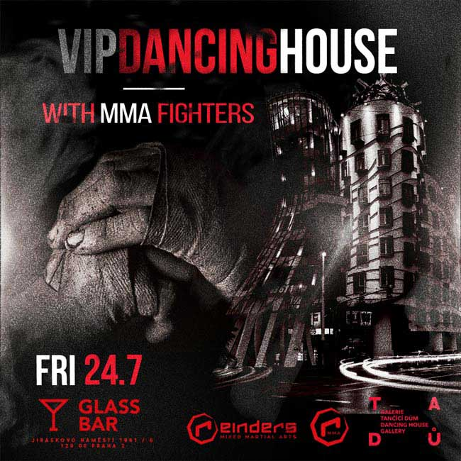 VIP Dancing House with MMA FIGHTERS