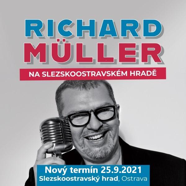 Richard Müller na Slezskoostravském hradě