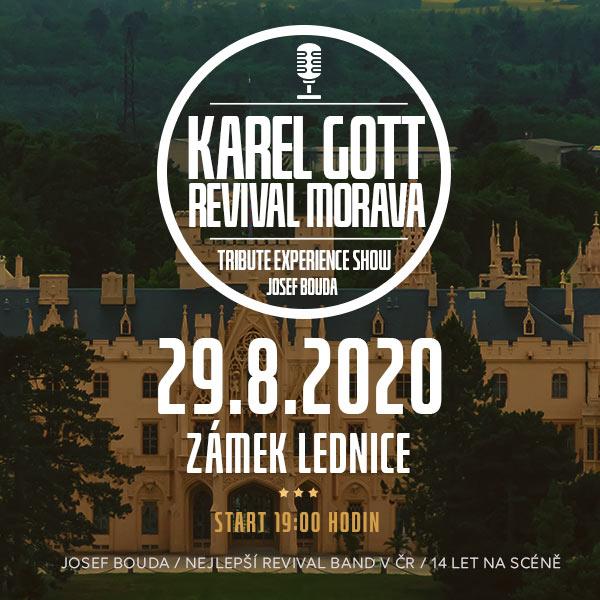 Karel Gott Revival Morava