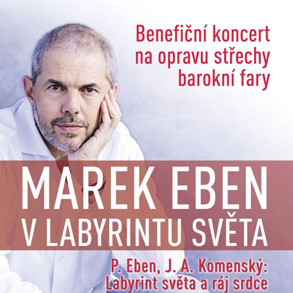 MAREK EBEN V LABYRINTU SVĚTA