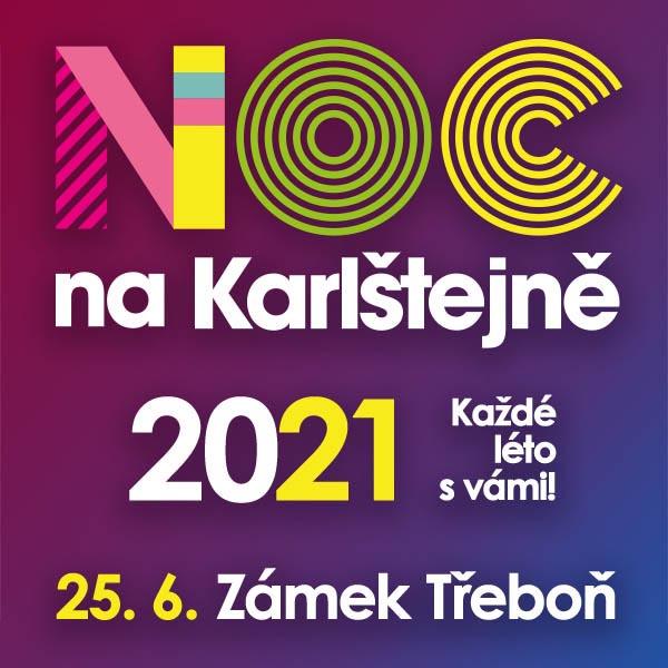 NOC NA KARLŠTEJNĚ, originální muzikál z Karlštejna