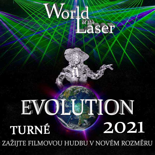 World of the Laser - EVOLUTION