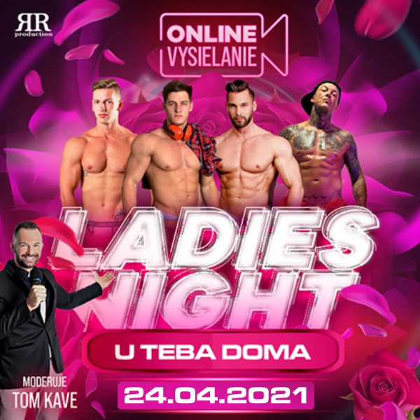 LADIES NIGHT U TEBA DOMA / LIVE STREAM