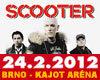 SCOOTER, THE BIG MASH UP TOUR 2012