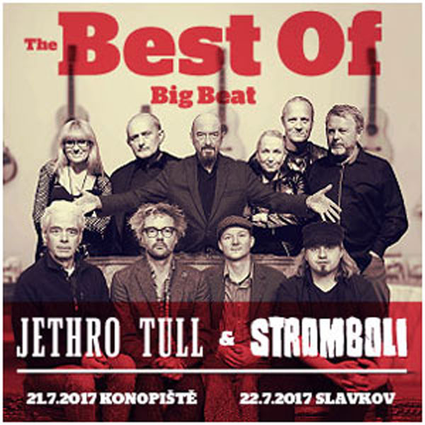 JETHRO TULL & STROMBOLI: The Best of Big Beat