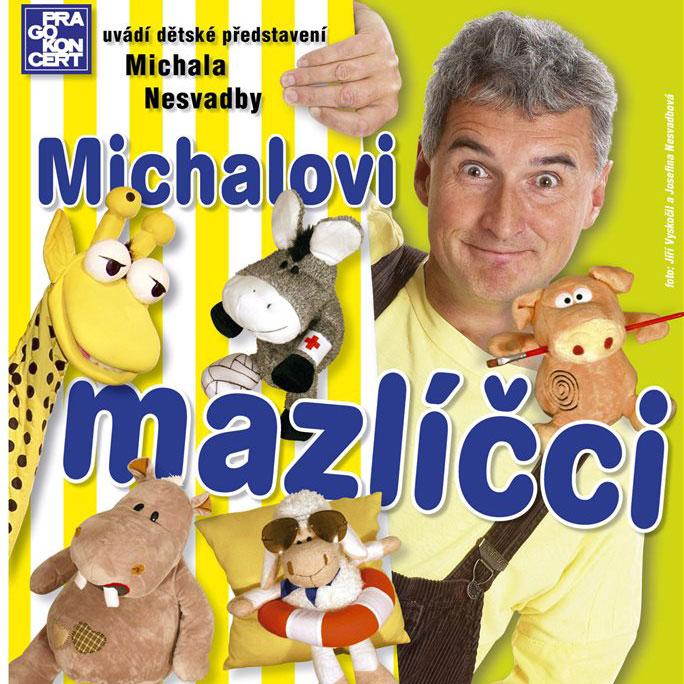 Michalovi mazlíčci - Michal Nesvadba