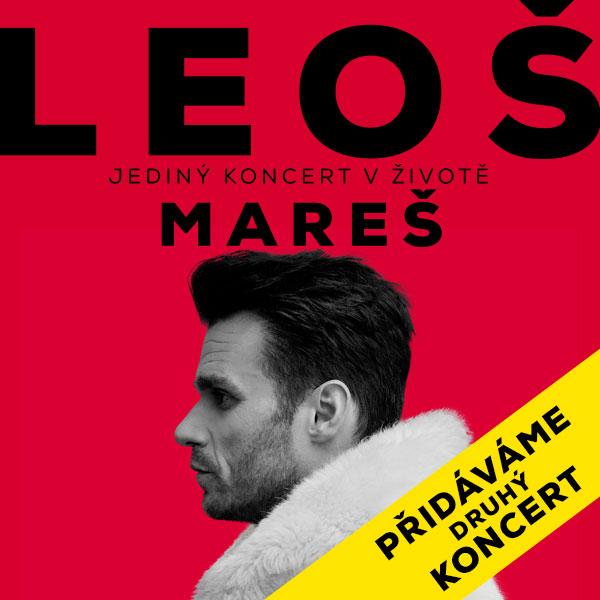 Leoš Mareš - Jediný koncert v životě
