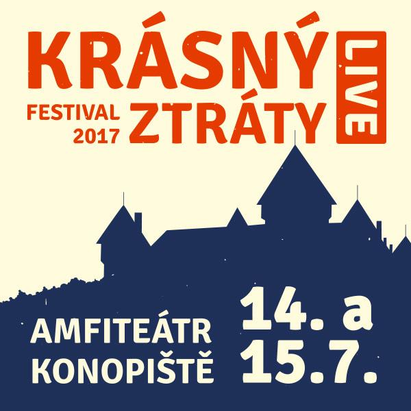 Festival KRÁSNÝ ZTRÁTY – Live