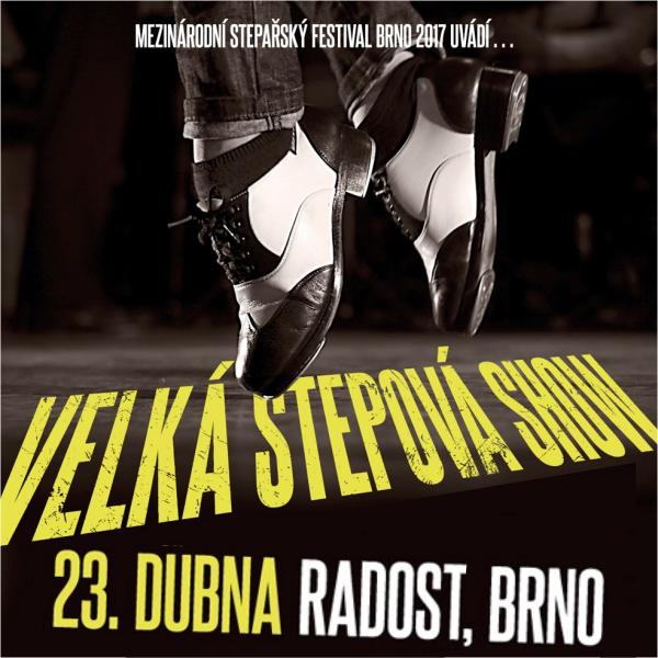VELKÁ STEPOVÁ SHOW
