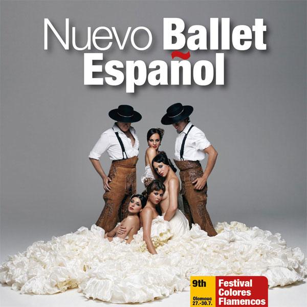 Colores Flamencos 2017: NUEVO BALLET ESPAŃOL