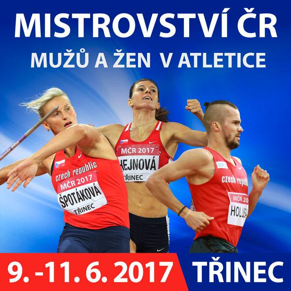 Mistrovství České republiky mužů a žen v atletice