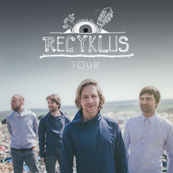 TOMÁŠ KLUS RECYKLUS TOUR 2017