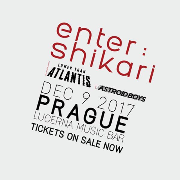 ENTER SHIKARI / UK