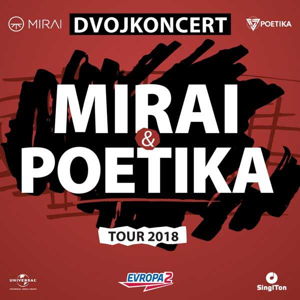 MIRAI & POETIKA TOUR 2018