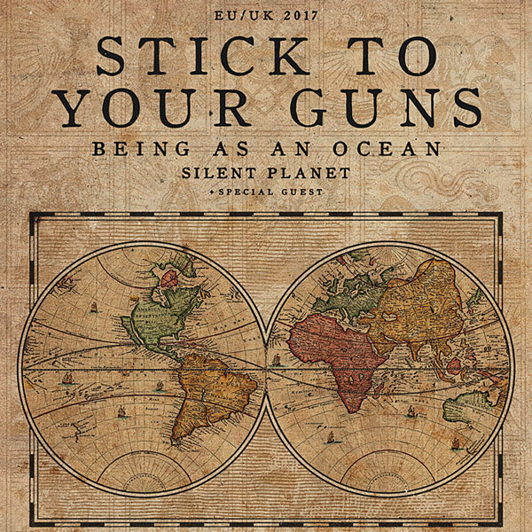 STICK TO YOUR GUNS (USA)