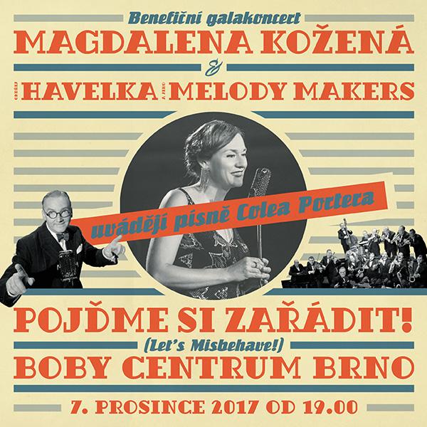 Magdalena Kožená - Benefiční galakoncert