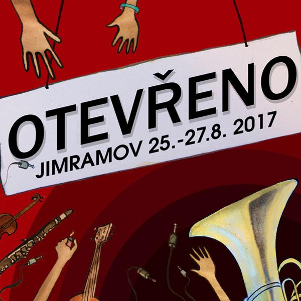 28. festival Otevřeno Jimramov 2017