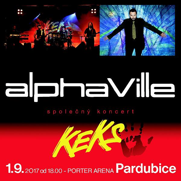ALPHAVILLE (DE) + KEKS