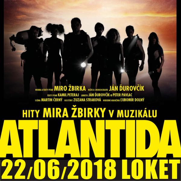 ATLANTIDA / Divadlo Kalich
