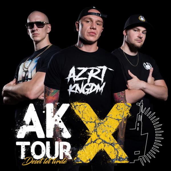 AK X Tour - Deset let tvrdě
