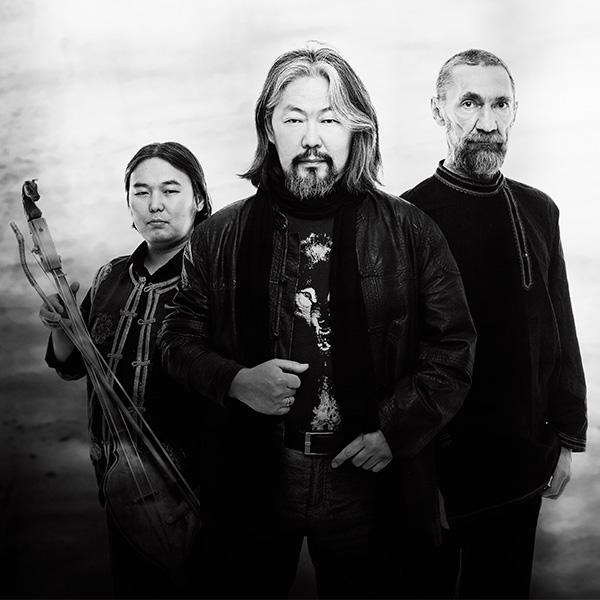 YAT-KHA (Tuva) / dětský koncert