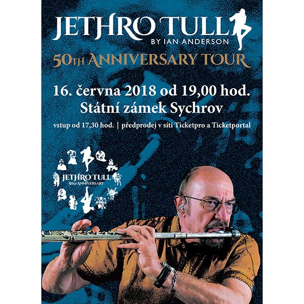 IAN ANDERSON presents JETHRO TULL - TOUR 2018