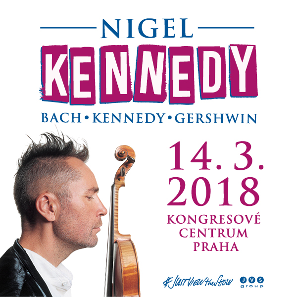 NIGEL KENNEDY: BACH MEETS GERSHWIN