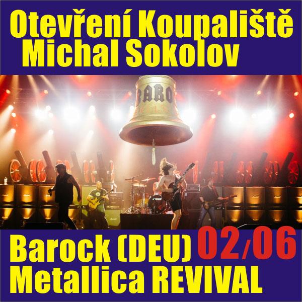 Otevření Koupaliště Michal Sokolov - Barock (DEU)…