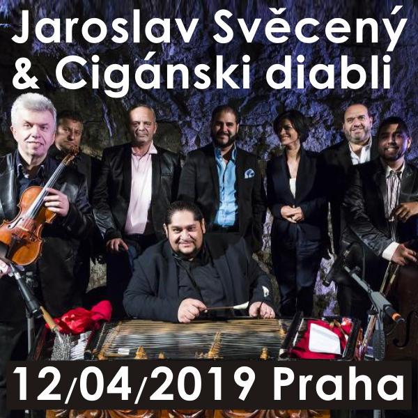 Jaroslav Svěcený & Cigánski diabli (SK)
