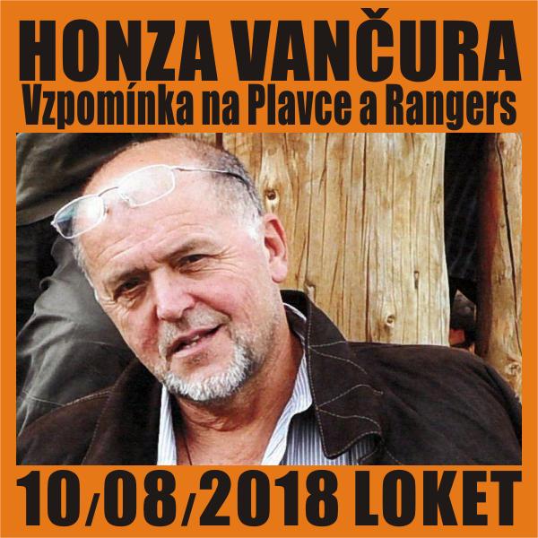 Honza Vančura s hosty vzpomíná na PLAVCE a RANGERS