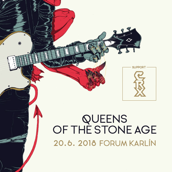 QUEENS OF THE STONE AGE / US