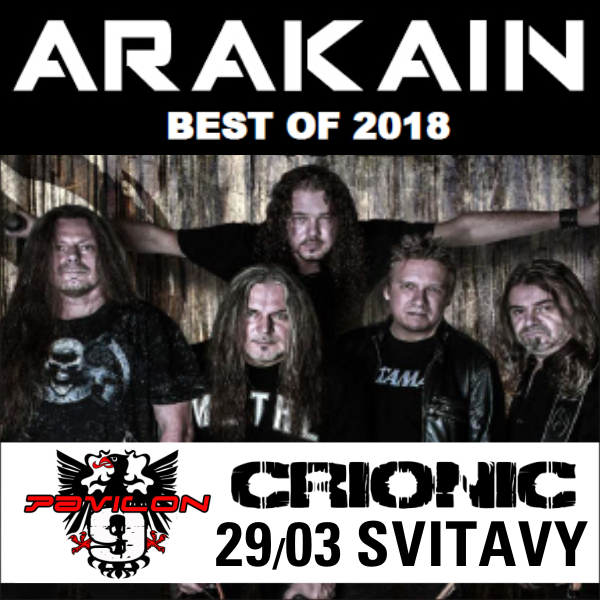 ARAKAIN Best of, Svitavy