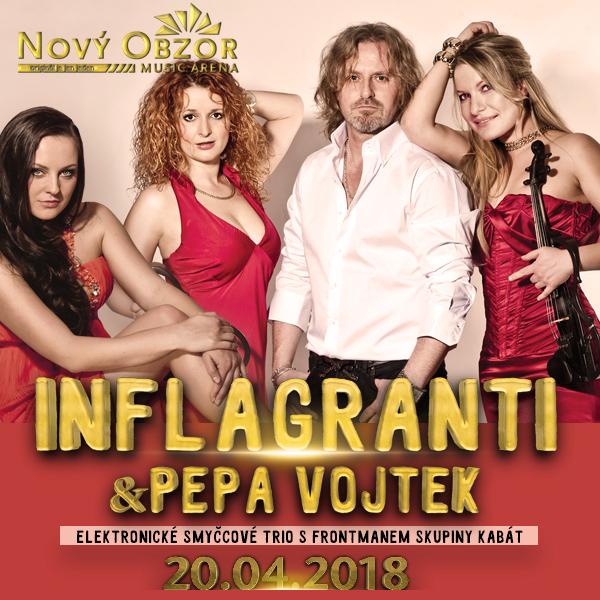 INFLAGRANTI & PEPA VOJTEK