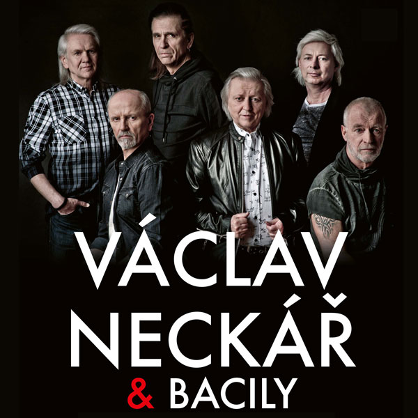 Václav Neckář & Bacily a smyčcové kvarteto / VDL