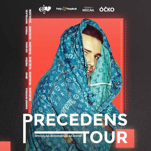 EGO PRECEDENS TOUR 2018
