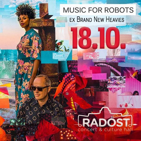 MF Robots (ex Brand New Heavies)