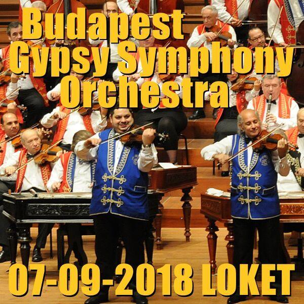 BUDAPEST GYPSY SYMPHONY ORCHESTRA (HUN)