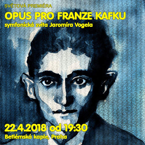 OPUS PRO FRANZE KAFKU, Jaromír Vogel