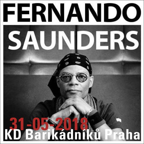 FERNANDO SAUNDERS (USA) na Barče
