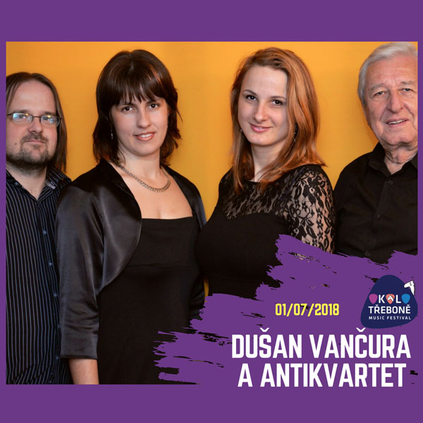 Dušan Vančura a Antikvartet