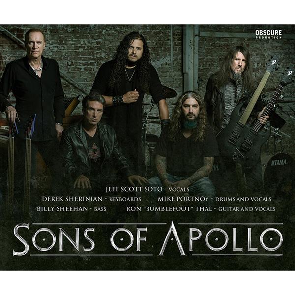 SONS OF APOLLO (USA)
