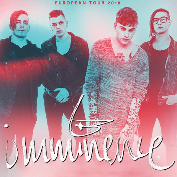 IMMINENCE (SE) - European Tour 2018